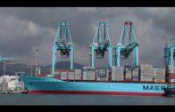 El Puerto de Algeciras invierte 7 millones de euros en la 3ª fase del aumento de calado