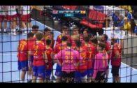 España empata con Noruega