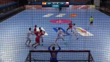 España pierde ante Croacia