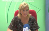 Eva Pajares destaca el compromiso del Gobierno andaluz con la comarca