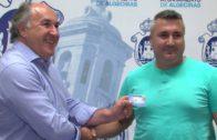 La Asociación en Defensa de la Pesca Deportiva Algecireña hace socio honorífico al alcalde