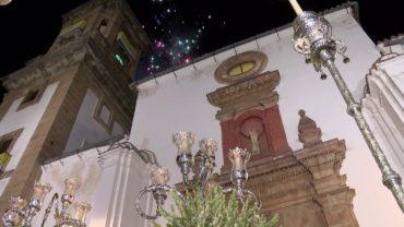La imagen de la Palma datada del S.XVIII procesiona 60 años después