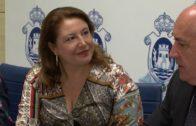 Landaluce se reúne con la Consejera de Desarrollo Sostenible y Pesca de la Junta