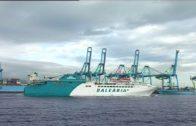 Verdemar denuncia la contaminación en la Bahía por «barcos sin control» como el ferry Avemar 2