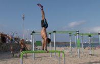 Algeciras acoge su primera competición de calistenia este sábado