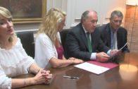 Ayuntamiento y Colegio de Notarios firman el convenio para  el Archivo Municipal de Protocolos Notariales