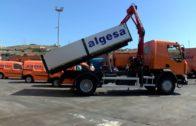 El Ayuntameinto de Algeciras refuerza la flota de vehículos en  Algesa