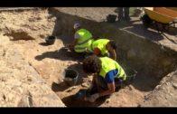 En marcha el proyecto de rehabilitación en el conjunto de las murallas de la Villa Sur