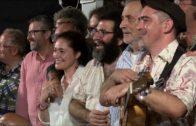 Izquierda Unida homenajea a Chipi en el tradicional recital poético en San Isidro