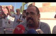 La Plataforma por el Ferrocarril se concentra  por las incidencias en el tren Algeciras-Madrid