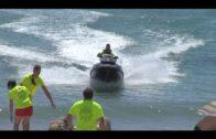 La temporada de playas concluye en el Campo de Gibraltar con cerca de 3.000 incidencias