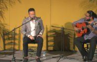 """Landaluce felicita al cantaor Fernando Canela por el 2º premio  en el Concurso de Cante Jondo """"Antonio Mairena"""""""