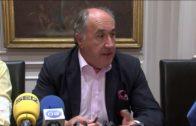 Landaluce lamenta que no le hayan invitado a la reunión del tren en Madrid