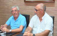 Landaluce se reúne con la nueva Junta Directiva de la asociación de vecinos de la Colonia San Miguel