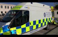 Los nuevos vehículos de la Policía Local presentan ya la rotulación acorde a la normativa europea