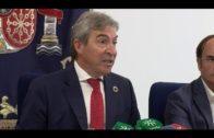 Lucrecio Fernández recuerda el compromiso del gobierno de España con la Algeciras-Bobadilla