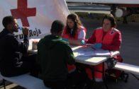 Salvamento Marítimo rescata dos inmigrantes en una embarcación neumática en el Estrecho