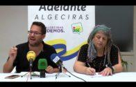 Adelante Algeciras denuncia la falta de inversión en infraestructuras educativas