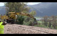 Adif adjudica por importe de más de 5,4 M€ suministro de balasto para el tramo San Pablo-Almoraima
