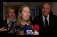 Ana Pastor acude a Algeciras y se reúne con colectivos sociales