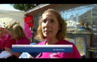 Colectivos e instituciones celebran el día contra el Cáncer de Mama