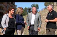 Comienzan los  primeros vuelos con dron en la excavación arqueológica de la Huerta del Carmen