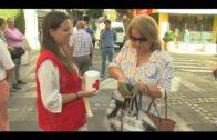 Cruz Roja celebra el Día de la Banderita en Algeciras