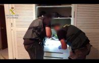 Detenidos 38 españoles y británicos e intervenidos 3.600 kilos de hachís y diez embarcaciones