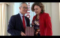 Juan Lozano analiza con los empresarios los proyectos de la Mancomunidad en los desayunos de la CEC