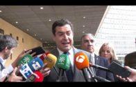 Juanma Moreno lleva a Bruselas la preocupación de los andaluces ante el Brexit
