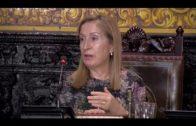 La candidata al Congreso de los Diputados Ana Pastor visita Algeciras