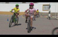 La Escuela de Ciclismo a pleno rendimiento