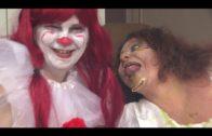 Los alumnos del Puerta del Mar 'lo pasan de miedo' en la víspera de Halloween y Tosantos