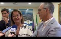 Mancomunidad entrega los premios a los caseteros que más reciclaron en la Feria Real de Algeciras