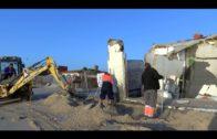 Reclamación de nuevos aportes de arena para El Rinconcillo