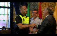 Seis nuevos agentes se incorporan a la plantilla de la Policía Local