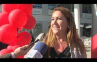Algeciras se suma a la celebración del Día mundial del SIDA que se conmemora el 1 de diciembre
