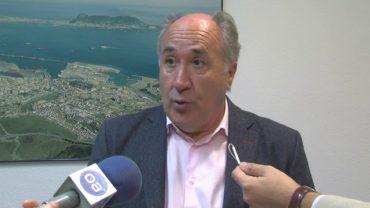 El  alcalde pone en valor  la buena marcha del  proyecto de construcción del Acceso Sur