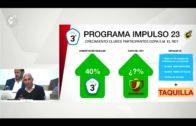 El Algeciras CF acude a la RFEF para el Programa Impulso 23