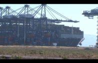 El Puerto de Algeciras cumple 6 años operando megaships
