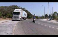 Huelga en el sector de transportes de mercancías por carretera en la provincia los días 20, 21, 22