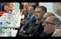 José Ignacio Landaluce se reúne con la Asociación de Vecinos de Doña Casilda