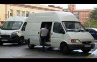 La Policía Local controla 132 vehículos en su última campaña sobre furgonetas
