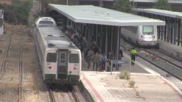 Landaluce lamenta que el Gobierno en funciones haya regalado una nueva avería del tren