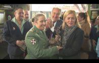 """Landaluce recibe el premio """"Espíritu Legionario"""" en su primera edición"""