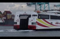 Los puertos de Algeciras y Ceuta pretenden colaborar  en materia de pasaje y carga