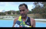 Ahmed Baday y Janine Lima ganadores de la Media Maratón 19