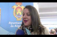 Numerosas instituciones participan en «La Feria de Empleo de la UCA» en Algeciras
