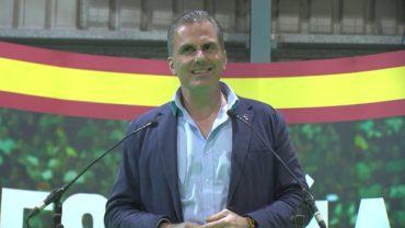 Vox apuesta por inversiones en la comarca y por la soberanía española de Gibraltar
