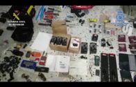 Desarticuladas en Málaga dos organizaciones de robo de vehículos para vender a narcos de la comarca